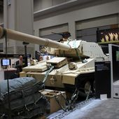 Expeditionary Light Tank BAE Systems air deployable vehicle technical data sheet specifications pictures video 12110151   United States army heavy armoured vehicles tank UK   United States US Army Military equipment UK