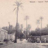 Laghouat El Hadj Moussa, l'homme à l'Ane