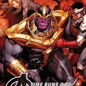 Avengers - Time runs out tome 3