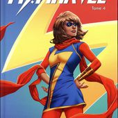 Ms. Marvel tome 4