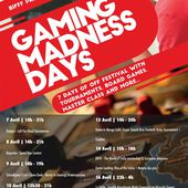 Gaming Madness Days - BIFFF