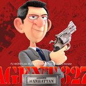 The Blender Foundation announces a feature length film project: Agent 327