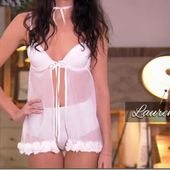 Cousu main : customisation ensemble lingerie