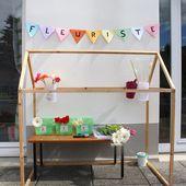 La boutique du fleuriste [jeu de rôle] - Maman Nougatine