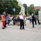 Several wounded in Finland stabbing&#x3B; suspect shot in the leg - Article - BNN
