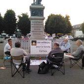 Carhaix. Les veilleurs pour la famille continuent de se mobiliser - Breizh-info.com, Actualité, Bretagne, information, politique