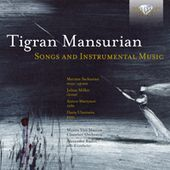 Mansurian: Songs and Instrumental Music - Brilliant Classics