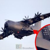 Mission impossible pour Tom Cruise et l'A400M