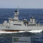 L'Irlande envoie un navire en Méditerranée