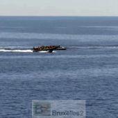 Sauvetage de nouveaux migrants en mer Méditerranée