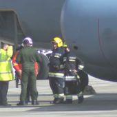 Atterrissage d'urgence pour un C-135 et deux Rafales français à Malte