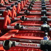 Auchan: bénéfice net en chute de 87,2% au 1er semestre