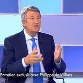 Philippe de Villiers: « Nous sommes devenus les esclaves de l'Arabie Saoudite et du Qatar ! »