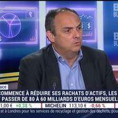 """Delamarche: """"Notre système économique repose que sur de la dette et pour obtenir quoi ? Une croissance ultra faible"""""""