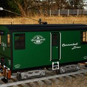 Cannonball for your backyard railroad products