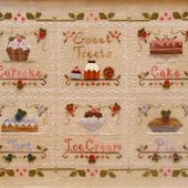 Sweet Treats Pattern: Sweet Treats