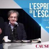 """Alain Finkielkraut et la colonisation : """"La fusée Macron s'est ensablée en Algérie"""" - Causeur"""