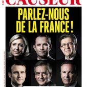 Causeur: Parlez-nous de la France! - Causeur