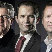 Hamon, Jadot et Mélenchon : la mauvaise comédie de l'union