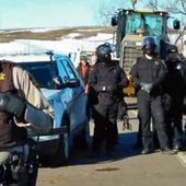 STANDING ROCK: EVACUATION FORCEE IMMINENTE?