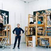 Jeff Koons: 'I love how art can change yourlife'