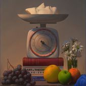 Still Life paintings by Conor Walton