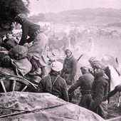Première guerre mondiale : campagne de 1915.