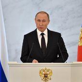 Dits et non-dits de Vladimir Poutine lors de son allocution annuelle