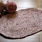 Braided Rag Rug - How To Sew | Craft Passion - Page 2 of 2