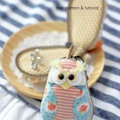Owl Macaron Coin Purse - Free Sewing Pattern | Craft Passion - Page 2 of 2