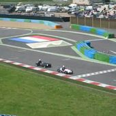 CLASSIC DAYS 2012 CIRCUIT NEVERS MAGNY-COURS RASSEMBLEMENT VOITURES ANCIENNES - car-collector