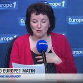 La palme d'or est attribuée à Christine Boutin !