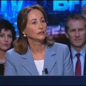 BFM Politique: L'interview de Ségolène Royal par Thierry Arnaud -- 20/10 1/5