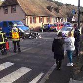2014_01_08 accident mortel moto contre utilitaire à Masevaux