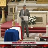 Messe en hommage à Charles Pasqua - Evénements