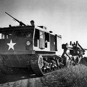 M4 Tractor - Histoire, fiche technique et photos