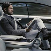 volvo changes the way we commute in autonomous cars with modifiable interior concept