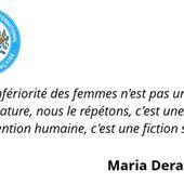 8 mars 2016 Journée Internationale des droits des femmes