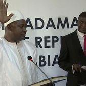 La prestation de serment d'Adama Barrow est-elle légale?   Afrique   DW.COM   20.01.2017