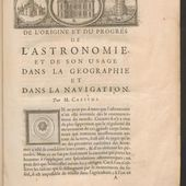 De l'origine et du progrès de - Titelansicht - ETH-Bibliothek Zürich (NEBIS) - e-rara