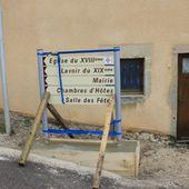 En passant par Poncey sur l'Ignon... j'ai rencontré Eliane et son village !
