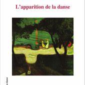 L'APPARITION DE LA DANSE, Aude Thuries - livre, ebook, epub