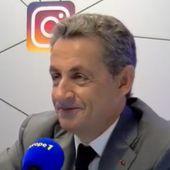 "Nicolas Sarkozy : ""Je souhaite la victoire d'Hillary Clinton"""