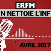 On nettoie l'info - Avril 2017