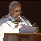 Message du Pape François pour la XXVe Journée Mondiale du Malade en 2017 - Église catholique en France