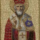 Saint Nicolas de Myre: Homélie et prière pour la fête de saint Nicolas
