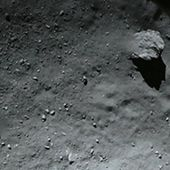 Three touchdowns for Rosetta's lander