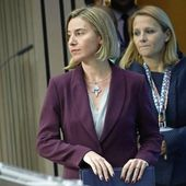 Mogherini tend la main à Washington