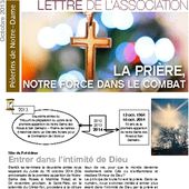PND Lettre de l'association, oct 2013
