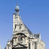 Eglise Saint-Etienne-du-Mont, Paris 5e